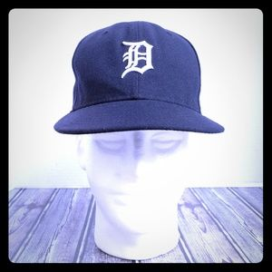 Detroit Tigers MLB OnField Hat New Era 59Fifty Fit